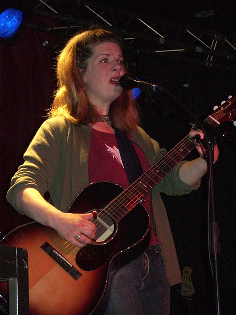 Dar Williams live in Venlo (23. April 2006)