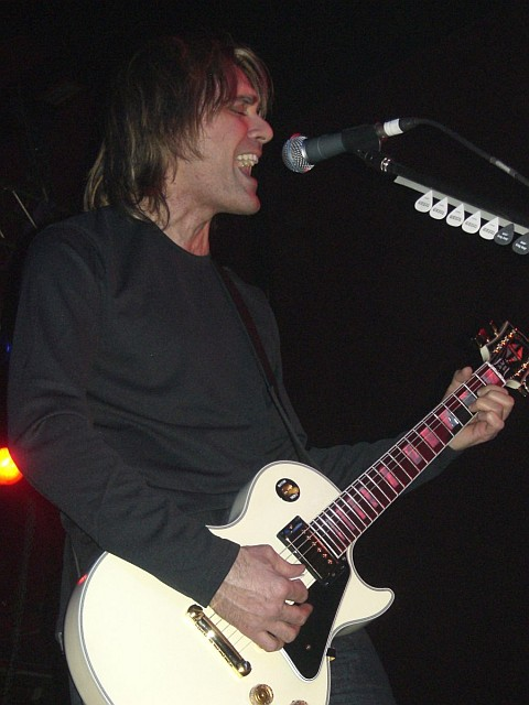 Frank Aresti (Fates Warning) live in Cologne 2007-11-15