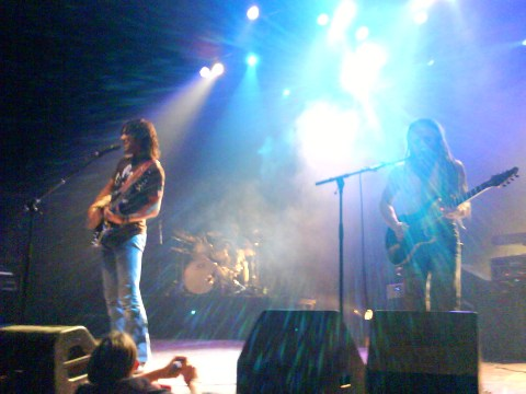 Pain of Salvation live in Pratteln 2009