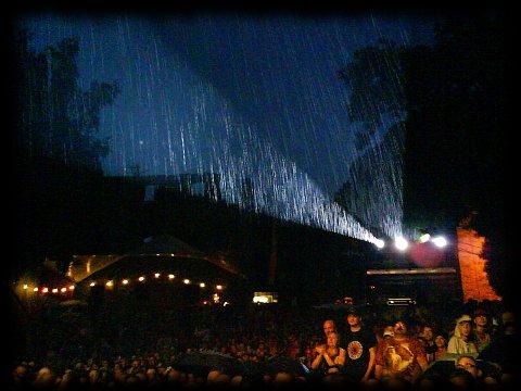 Rain in Singen