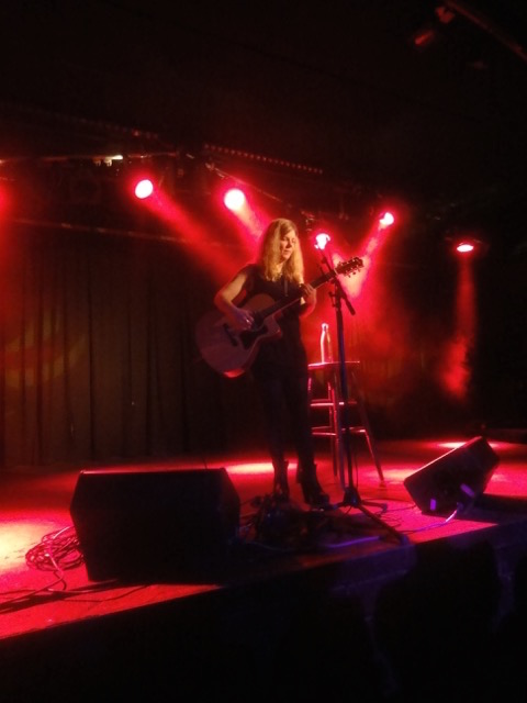 Dar Williams live in Krefeld (2015-05-30) - Picture by Johannes Schult
