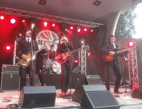 Help! A Beatles Tribute live in Schramberg (2015-07-04)