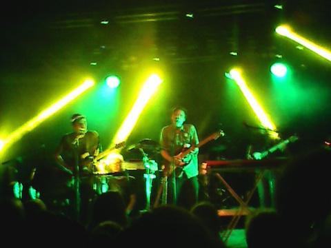 Von wegen Lisbeth live in Potsdam (2015-09-12)