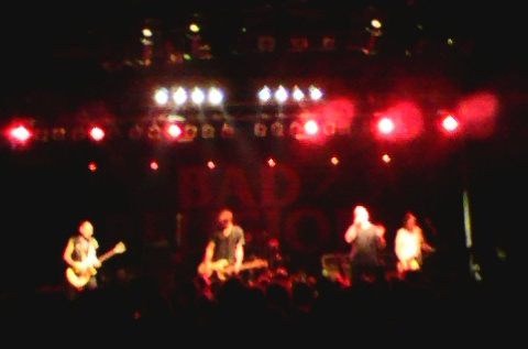 Bad Religion live in Stuttgart - pic by Jutze