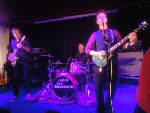 The Brandos live in Metzingen-Glems
