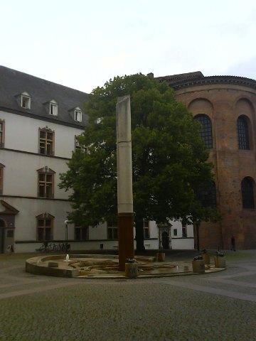 Brunnen in Trier