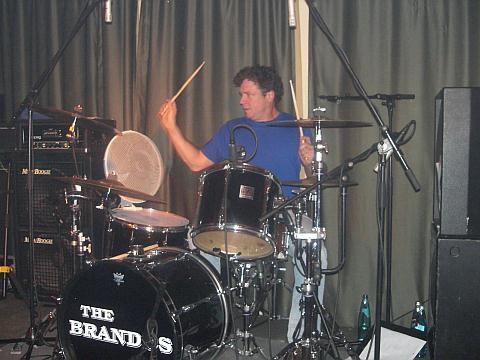 Patrick Fitzsimmons (The Brandos) live in Tuttlingen am 7. Dezember 2006