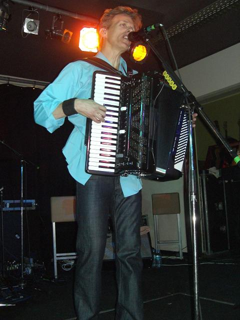 Rob Hyman (The Hooters) live in Aschaffenburg