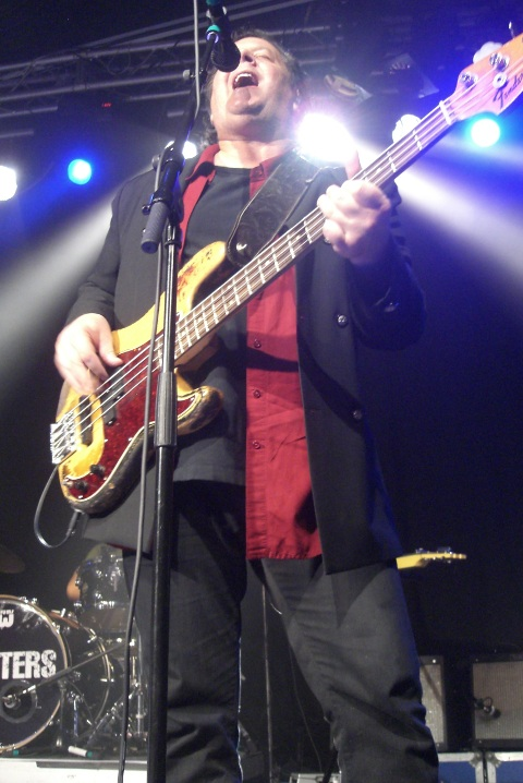 Fran Smith, Jr. (The Hooters) live in Friedrichshafen