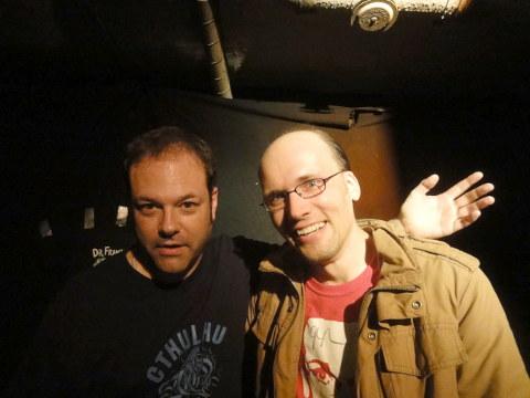 Dr. Frank and Jutze