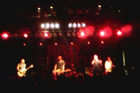 Bad Religion live in Stuttgart - pic by Jutze